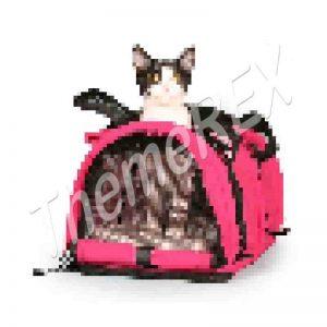 Flexible Cat Carrier-2